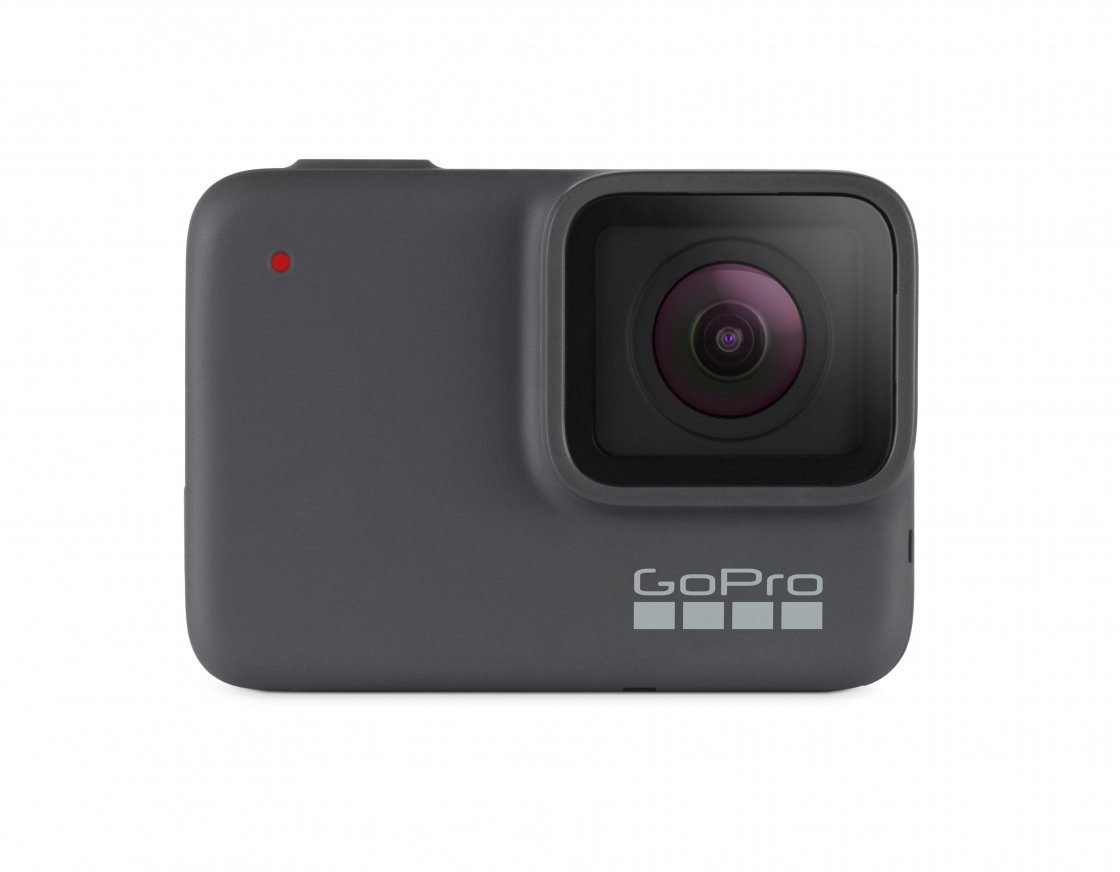 Камера GoPro HERO7 Silver Edition