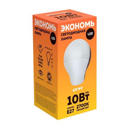 Светодиодная лампа старт схема