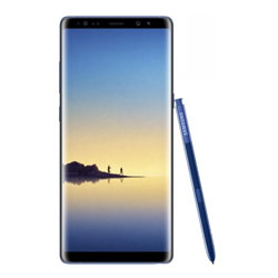 Смартфон Samsung Galaxy Note 8 (синий сапфир)